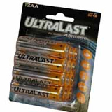 NABC ULtraLast UL12AAVP Alkaline General Purpose Battery