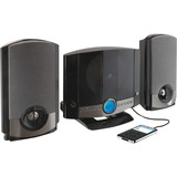 GPX HM3817DT Micro Hi-Fi System - HM3817DTBLK