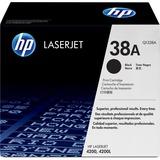 HP 38A (Q1338A) Black Original LaserJet Toner Cartridge