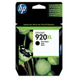 HP 920XL Ink Cartridge - Black CD975AN#140