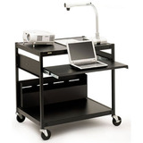 Bretford Basics ECILS15 Short Mobile Projector Cart