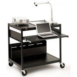 Bretford Basics ECILS15FF Short Mobile Projector Cart