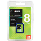Fujifilm 600007621 Secure Digital High Capacity (SDHC)