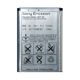 Sony Ericsson BST-36 Cell Phone Battery