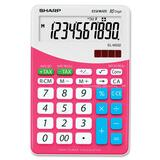 Sharp ELM332 Chiyogami Desktop Calculator ELM332BPK