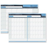 Quartet 30/60 Day Laminated Planner 59735