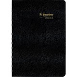 Blueline Canadian Provinces Monthly Planner C1218-81BT