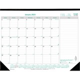 Brownline Ecologix Recycled Desk Pad Calendar C177437