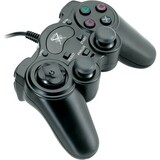 Sakar PS2-120 Wired Dual Shock Game Pad