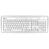 Macally iKeySlim Mac Keyboard