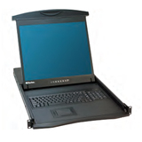 Raritan T1900 Rackmount LCD