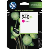 HP No. 940XL Magenta Ink Cartridge - C4908AN