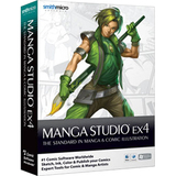Smith Micro Manga Studio Ex v.4.0 - Hybrid