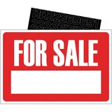 U.S. Stamp & Sign For Sale Sign Kit