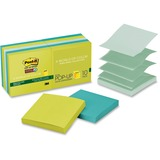 Post-it Super Sticky Tropical Pop-up Note Refill
