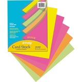 Pacon Array Hyper Card Stock Paper - 101181