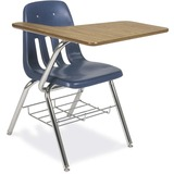 Virco 9000 Classic 9700BR Student Desk - 1 Rack - 18