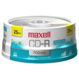Maxell 48X CD-R Media 648446