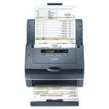 Epson WorkForce Pro GT-S50 Sheetfed Scanner - 600 dpi Optical B11B194011