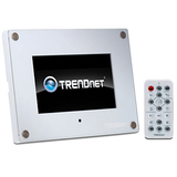TRENDnet TV-M7 7' Wireless Internet Camera and Photo Monitor