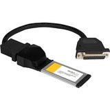 StarTech.com 1 Port ExpressCard Laptop Parallel Adapter Card - SPP/EPP/ECP EC1PECPS