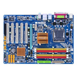 GIGA-BYTE GA-P43-ES3G Desktop Motherboard - Intel Chipset