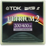 "1/2"" Ultrium LTO-2 Cartridge, 1998ft, 200GB Native/400GB Compressed Capacity  MPN:27694"