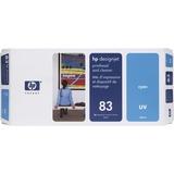 HP 83 Cyan Printhead/Cleaner C4961A