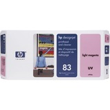 HP 83 Light Magenta Printhead/Cleaner C4965A