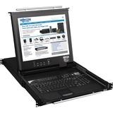Tripp Lite B020-016-17-IP 16-Port NetDirector Console KVM Switch TAA Compliant - Steel Housing B020-016-17-IP