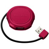 Belkin F4U006-RED USB Hub