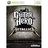 Activision Guitar Hero Metallica