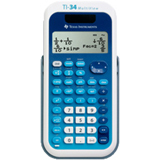 Texas Instruments MultiView TI-34 Scientific Calculator 34MV/TBL/2L1/A