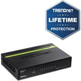 TRENDnet 8-Port Gigabit GREENnet Switch TEG-S80G