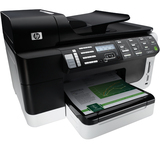 HP Officejet Pro 8500 A909A Inkjet Multifunction Printer - Color - Photo Print - Desktop