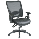 Office Star Space Air Grid 6876 Manager Chair