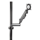 Chief KPG110 Flat Panel Height Adjustable Dual Swing Arm Pole Mount