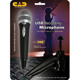 CAD U1 Handheld USB Microphone - U1