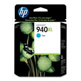 HP 940XL Cyan Ink Cartridge C4907AC#140