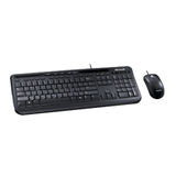 Microsoft Wired Desktop 600 Keyboard and Mouse APB-00002