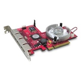 LaCie 4-Port PCI-Express x8 Serial ATA RAID Controller