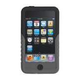 XtremeMac TuffWrap Multimedia Player Skin for iPod Touch - Silicone - Translucent