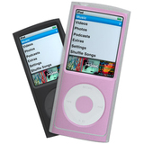 XtremeMac TuffWrap Multimedia Player Skin for iPod Nano