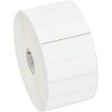 Zebra Label Paper 2.25 x 0.75in Thermal Transfer Zebra Z-Select 4000T 1 in core 10009524