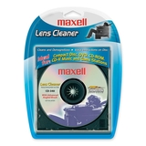 Maxell CD-340 CD Lens Cleaner - Lens Cleaner
