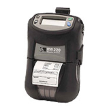 Zebra RW 220 Direct Thermal Printer - Monochrome - Portable - Receipt Print R2D-0UBA010N-00
