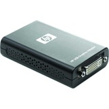 NL571AT - HP USB to DVI Graphics Multiview Adapter- Smart Buy