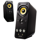 Creative GigaWorks T20 2.0 Speaker System - 28 W RMS - Glossy Black 51MF1610AA002