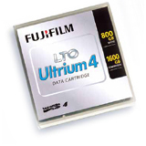 Fujifilm LTO Ultrium 4 WORM Data Cartridge
