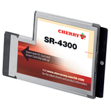 Cherry SR-4300 ExpressCard Smart Card Reader